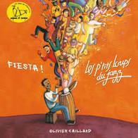 La fiesta - Les petits loups du jazz - Olivier Caillard - Enfance et musique