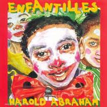Enfantilles - Isabelle Caillard et harold Abraham - Enfance et musique