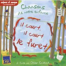 Le furet - Olivier Caillard - Enfance et musique