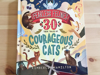Fearless Felines Book Review