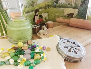 How to Make a Beautiful Play Dough Kit