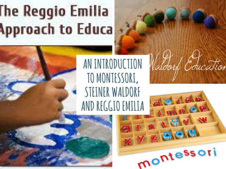 An Introduction to the Reggio Emilia Approach
