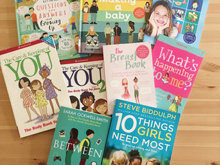 Raising Tweens: Books for Tweens and Their Parents