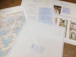 Winter 'Inspiration' Digital Resource