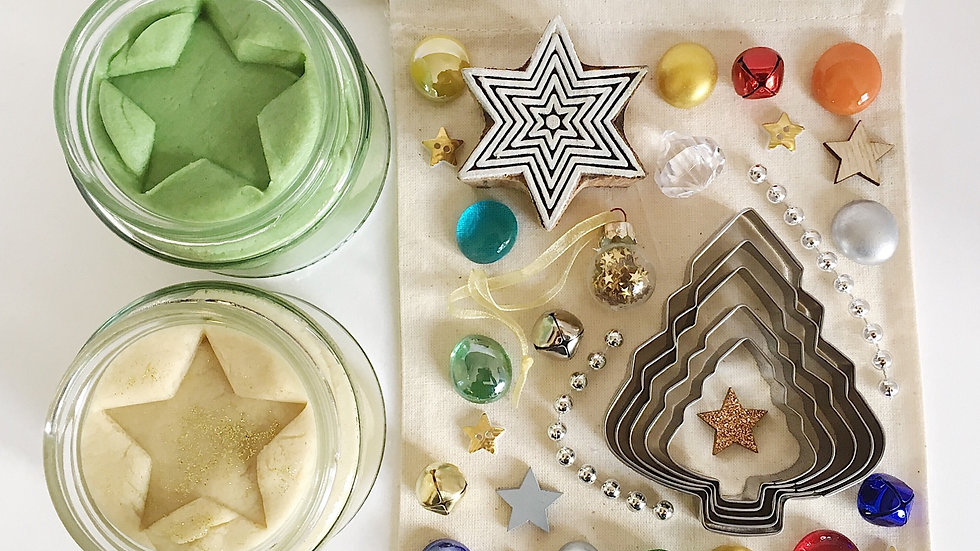 Christmas Play Dough Collection