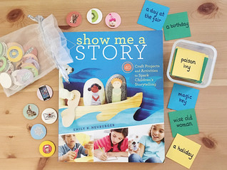 Show Me a Story Book Review