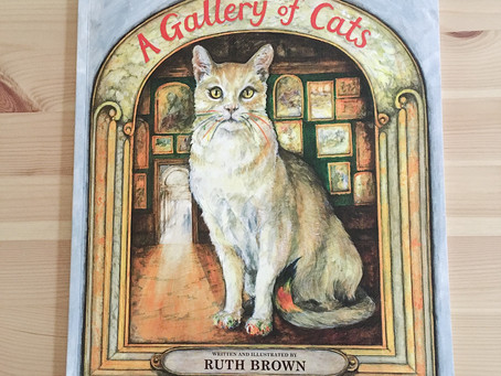 A Gallery of Cats Book Review