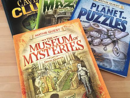 Maths Quest Book Review