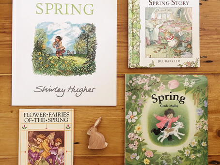 Our Favourite Spring Books