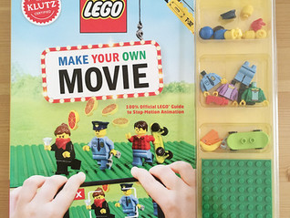 Lego Stop Motion Animation