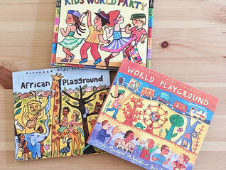 Our Favourite Audio CDs For Children