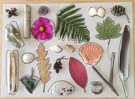 DIY Nature Puzzle Tutorial