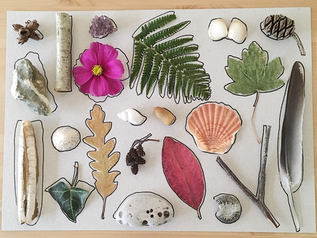 DIY Nature Puzzle Tutorial