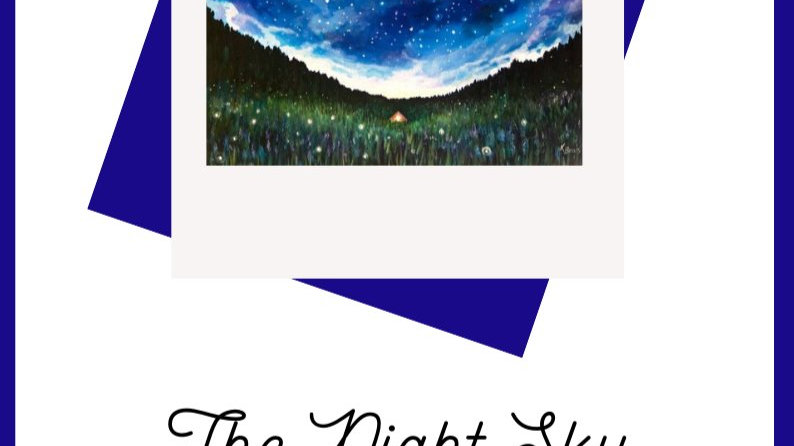 THE NIGHT SKY Play and Learning Guide