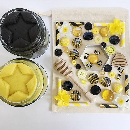 Bee Play Dough Collection