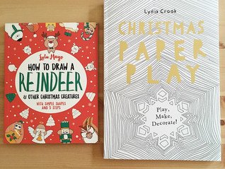 November Newsletter:  The One With Our Christmas Book Choices