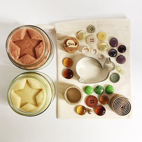 Snail Play Dough Collection