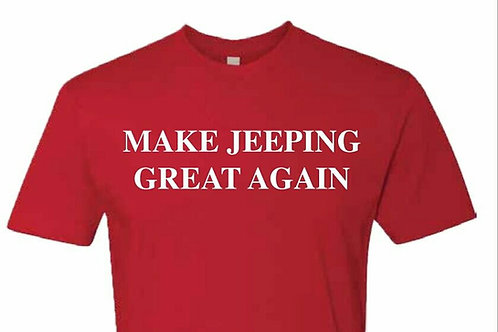 Make Jeeping Great Again