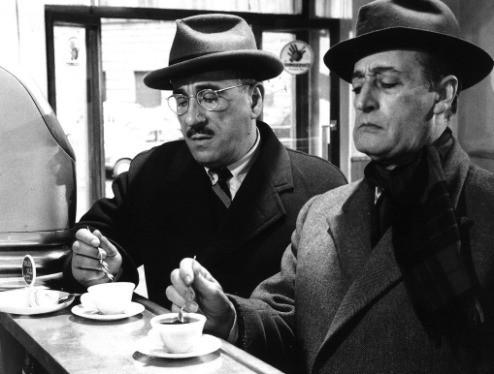 "From Totò and Peppino in ""La Banda degli Onesti"" (The Honest Ones), a classic"