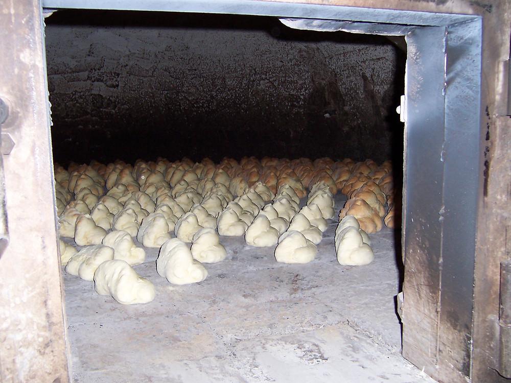 Altamura's enormous ovens