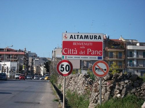 Altamura, city of bread