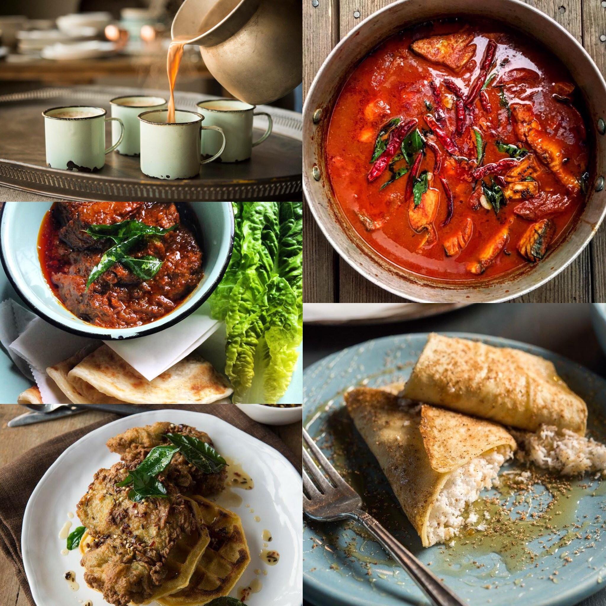 Cardamom Hill's Favorite Feast