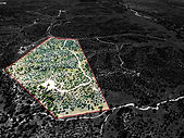 76 Acres Las Vegas Land For Sale Bloomtree Realty. Aerial Photography Prescott AZ 707-616-7884