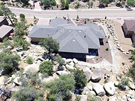 Prescott, AZ Home For Sale Aerial Realty photography Aerial Photography Prescott, AZ McQuality Designs & Services, LLC 707-616-7884.