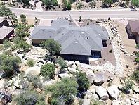 Prescott, AZ Home For Sale Aerial Realty photography Aerial Photography Prescott, AZ McQuality Designs & Services, LLC 707-616-7884.