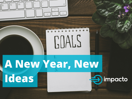 A New Year, New Goals
