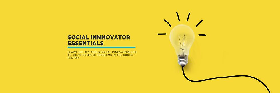 Copy of Social innovators course header