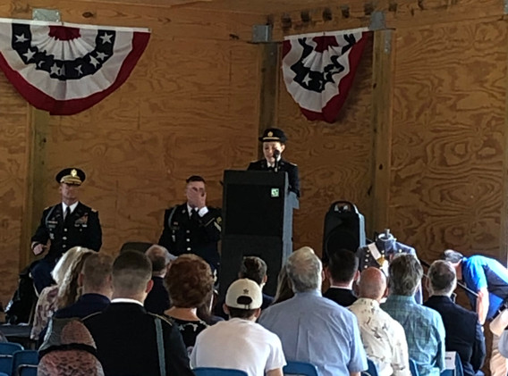 Lt Vickery remarks to attendees.JPG