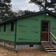Left side original Camp Toccoa windows i