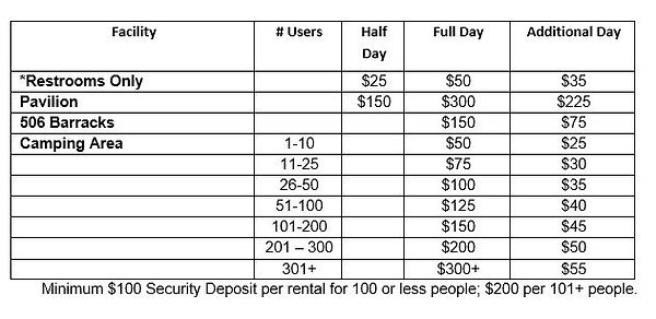 facility rental fee schedule.JPG