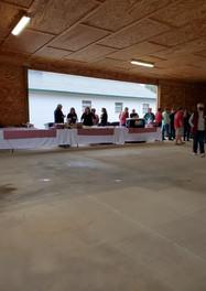 2020 Vet Day at CTaC Pavilion Elks 1820