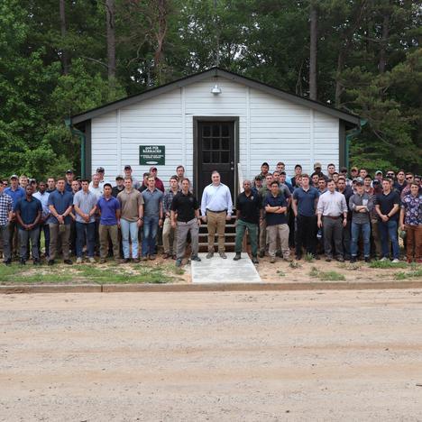 Group 506th barrack May 2021.