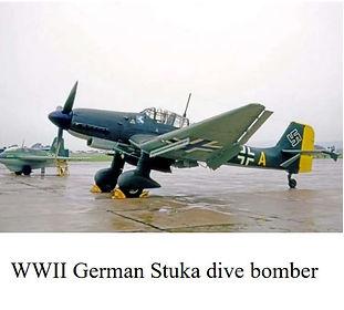 WWII German Stuka dive bomber.JPG