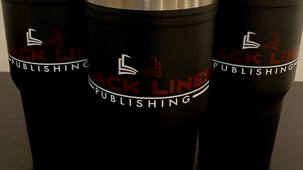 Black Lines Publishing Mugs