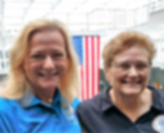 20180830 Betty Moore and Julie Smith Cro