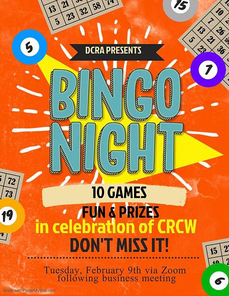 Copy of Bingo Night Flyer - Made with Po