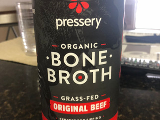 5 REASONS TO START DRINKING BONE BROTH - a product review