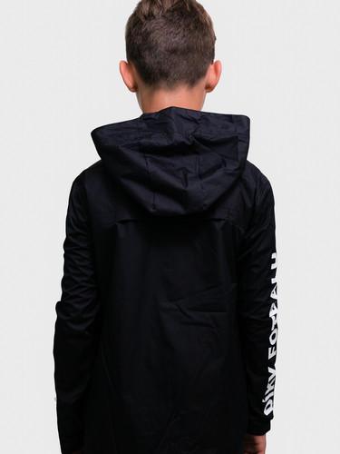 Šusťáková bunda - černá