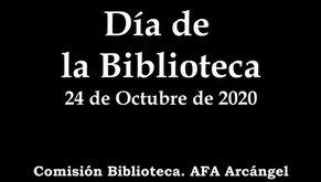 """""""Día de la bibliotecas"""""""