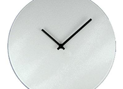 שעון זכוכית עגול