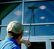 A brighter view offers commercial industrial window cleaning services