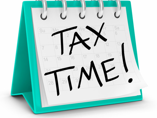 This Year's Tax Due Dates? 2020 Filing & Extension Deadlines