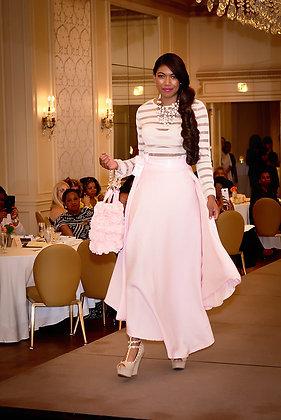 Pretty N Pink Skirt