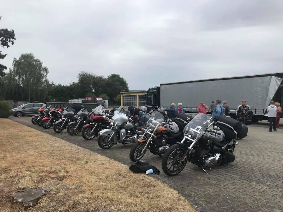 die Harleys