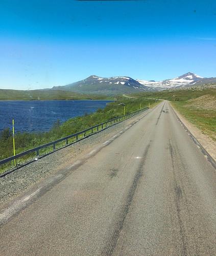 Norwegens Straßen...