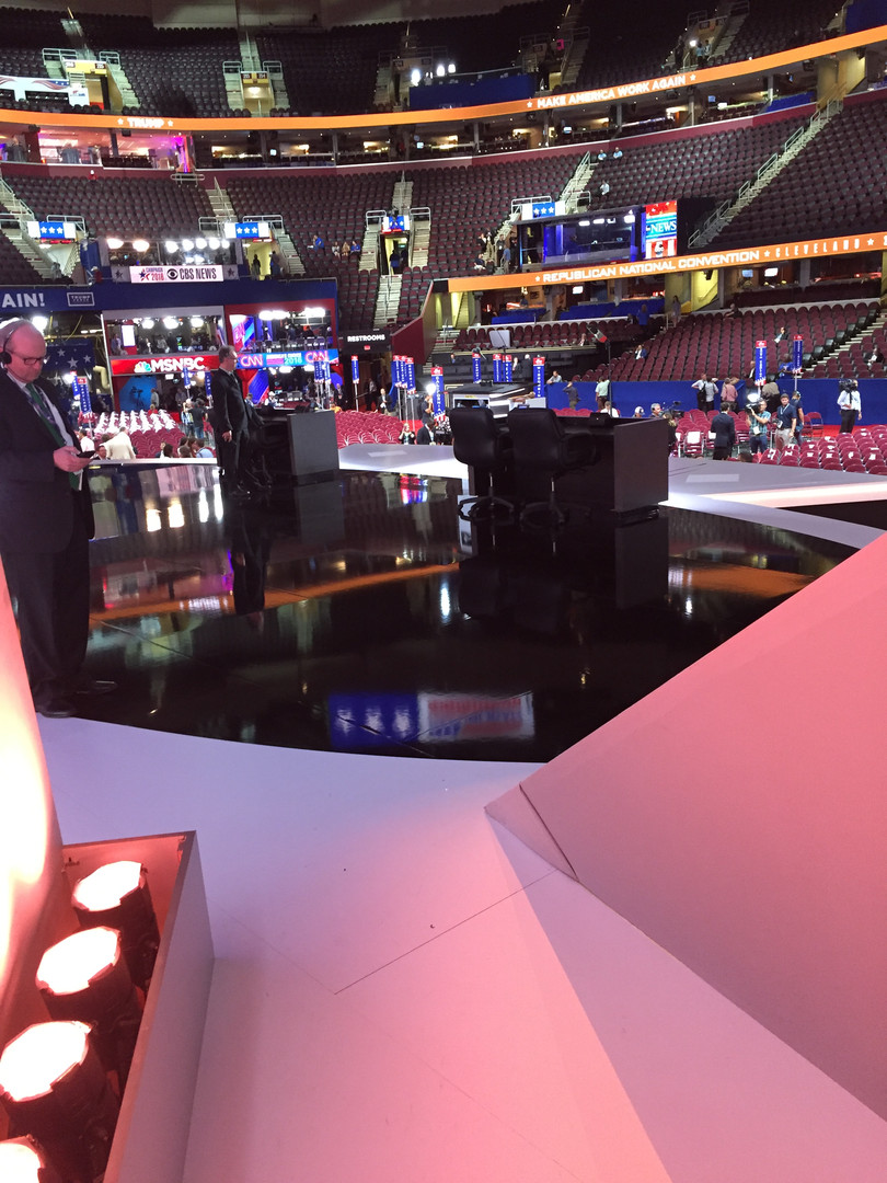 2016 RNC Stage